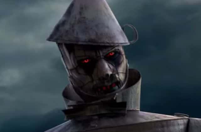 «Avengers : L'Ère d'Ultron» rencontre «Le Magicien d'Oz» (et c'est un peu flippant)