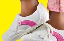 La nouvelle Barbie porte (enfin) des chaussures plates