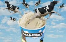 Ben & Jerry's va lancer une glace pour les végétaliens et intolérants au lactose !