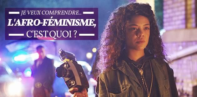 L'afro-féminisme, c'est quoi ? — Je veux comprendre