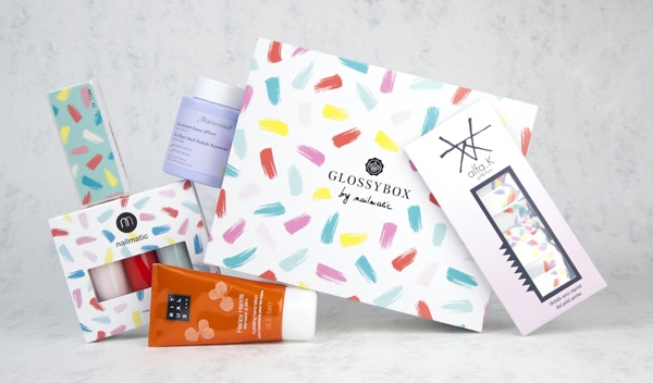 coffret-glossybox-nailmatic-ete