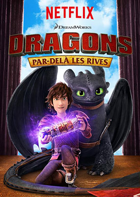dragons serie affiche