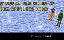«Eternal Sunshine of the Spotless Mind» a sa version 8-bits pleine d'émotions