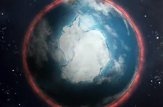 «La Glace et le Ciel», un web-documentaire sur le réchauffement climatique