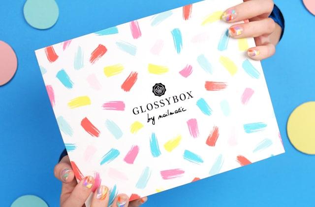 Glossybox by Nailmatic, la nailbox de l'été 2015 !