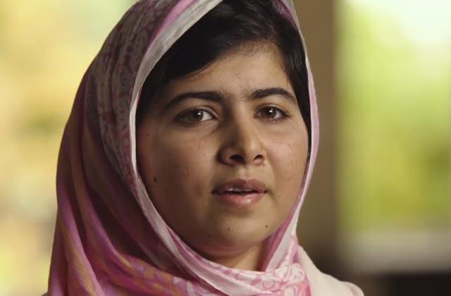 Découvre «He Named Me Malala», le documentaire sur Malala Yousafzai