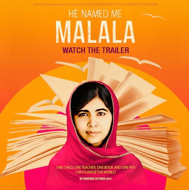 he-named-me-malala-affiche