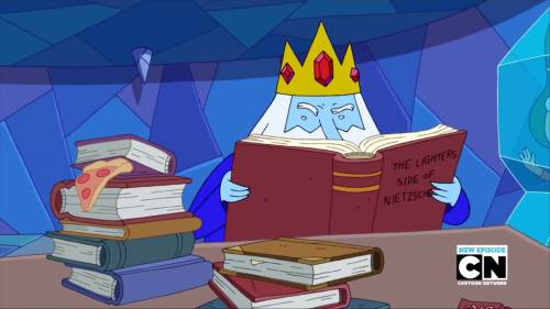 ice king reading