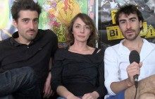 Rencontre avec l'équipe du Professeur Feuillage et ses vidéos écolo