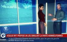 Oculus Rift lance (presque) un jeu vidéo sur l'égalité salariale