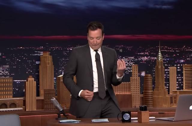 Jimmy Fallon relaie les pires fails de mariage de ses téléspectateurs
