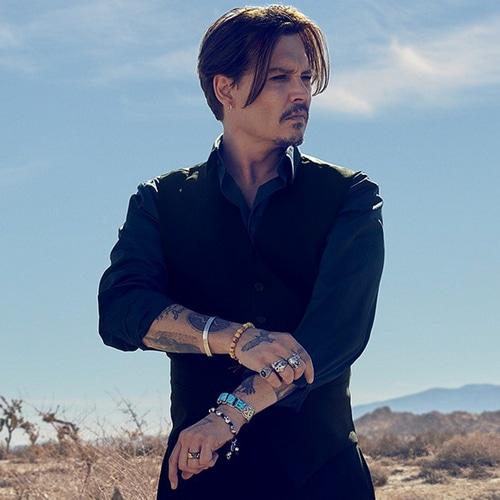 Johnny Depp: Sex-Orgie zu Kill4me mit Marilyn Manson