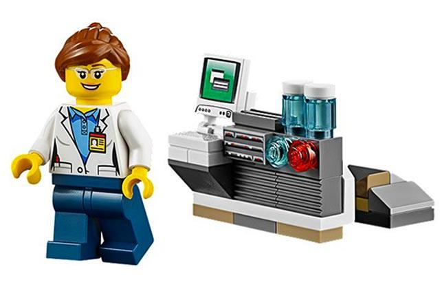 LEGO lance des sets avec plus de personnages féminins !