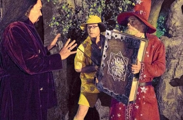 Si les livres étaient des grimoires magiques (et vivants)