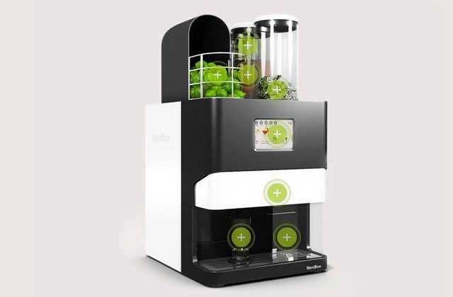 Une machine pour faire des mojitos… en 30 secondes !