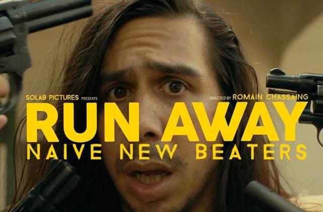 Les Naive New Beaters sortent «Run Away», un clip qui simule un braquage