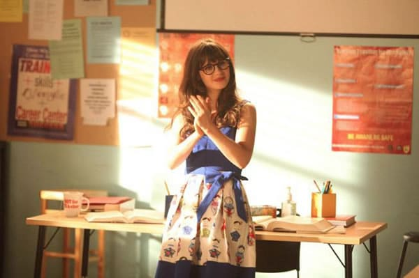 jessica day teacher new girl