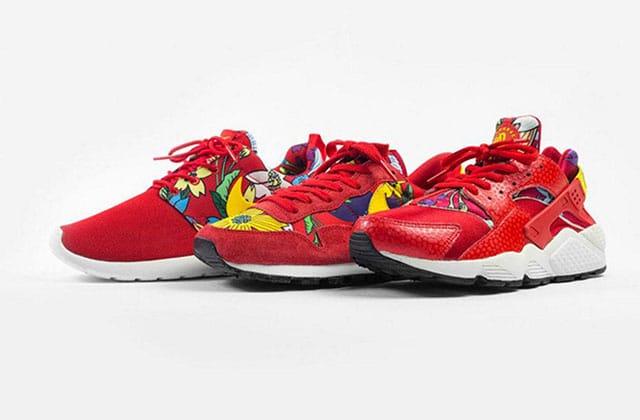 Nike lance son Aloha Red Pack pour l'été 2015