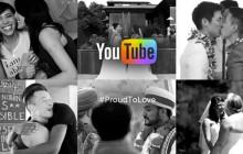 Avec #ProudToLove, YouTube célèbre le mariage pour tous