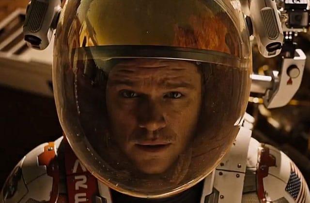 «Seul sur Mars» («The Martian»), le prochain Ridley Scott, a un nouveau trailer