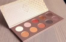 La palette Cocoa Blend de Zoeva — Le test #PaletteWeek