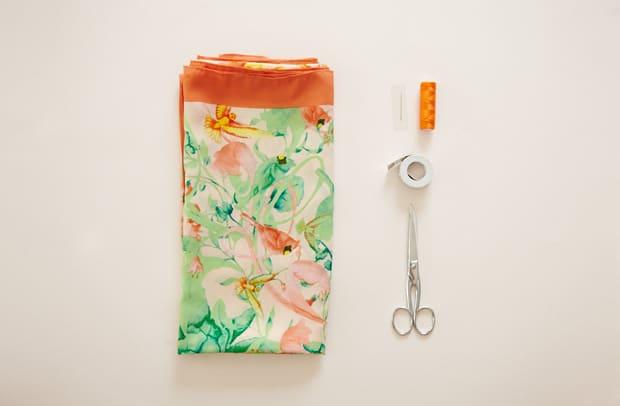 DIY_kimono_foulard_materiel