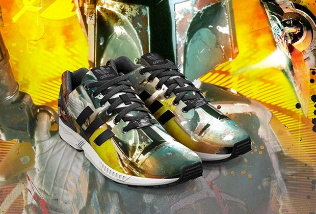 Adidas lance des baskets Star Wars à customiser soi même