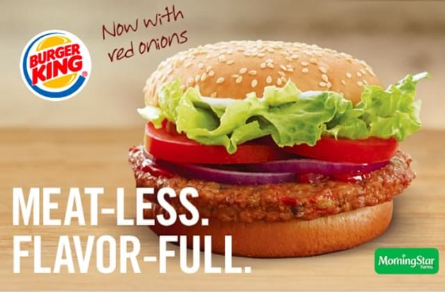 burger king d veloppe sa ligne de burgers v g tariens. Black Bedroom Furniture Sets. Home Design Ideas