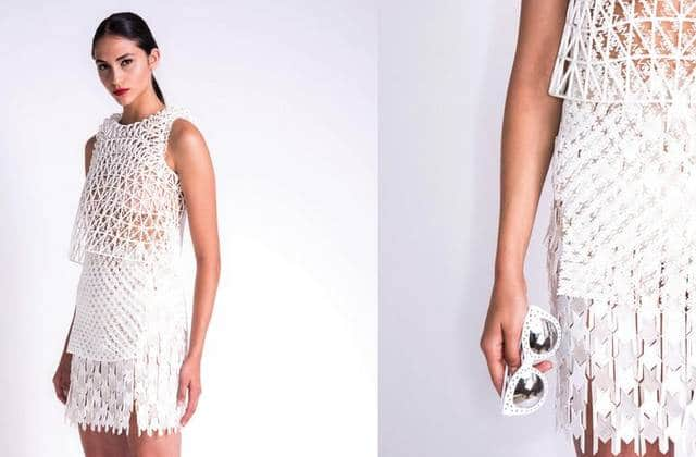 Imprimer des vêtements en 3D ? C'est possible !