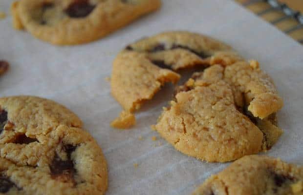 cookie carambar gingembre 2