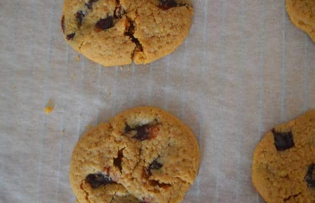 cookie carambar gingembre 3