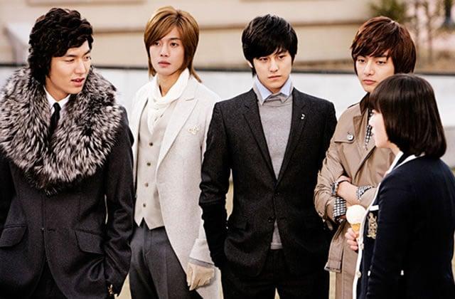 Sélection de dramas venus du Japon, de Taïwan et de Corée