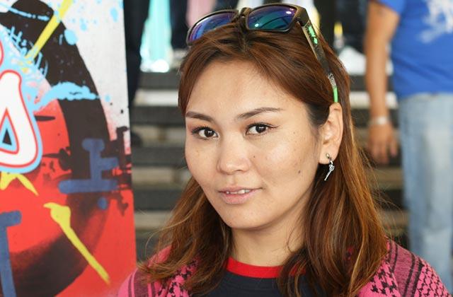 Femme et rappeuse en Mongolie : rencontre avec Gennie