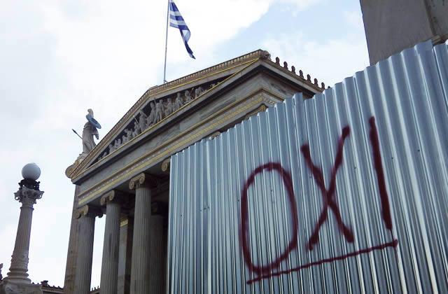 La crise grecque et le référendum — Je veux comprendre