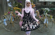 The Hijabi Lolita, ou comment mêler hijab et mode japonaise