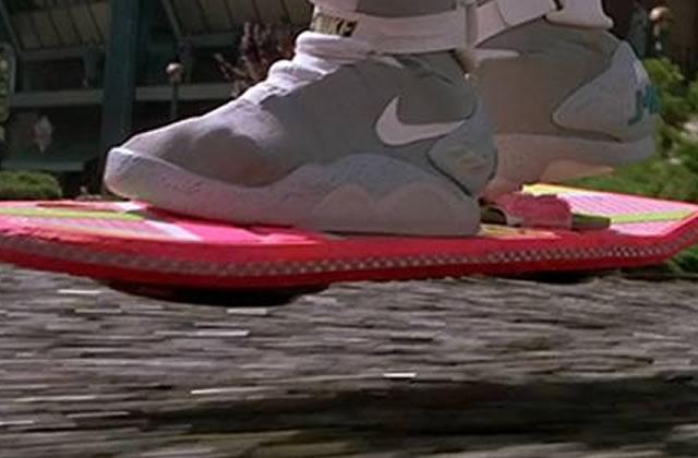 Tuto DIY — Le hoverboard de «Retour vers le futur»