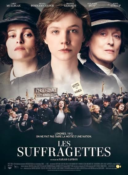 les-suffragettes