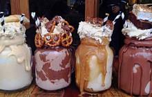 Les milkshakes décadents, la tendance sucrée qui fait saliver les Internets
