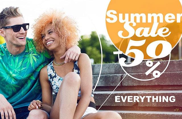 Mr. Gugu et Miss Go fait -50% (sur tout) pour l'été 2015 !
