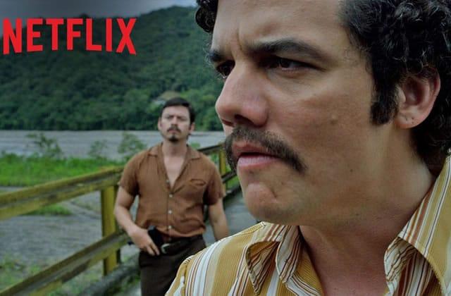 « Narcos », la série Netflix sur le baron de la drogue Pablo Escobar, a son trailer
