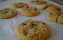 Cookies Carambars/gingembre, recette d'un goûter régressif