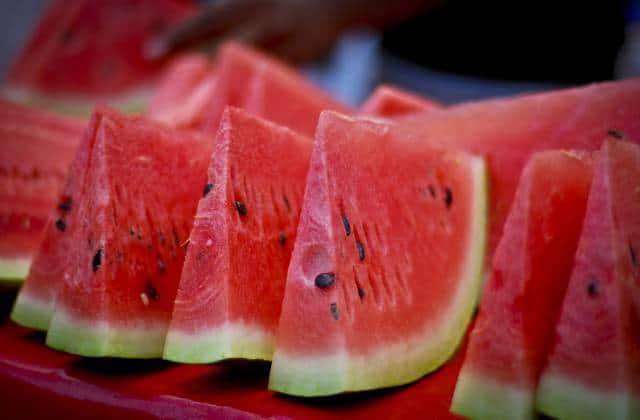 Trois recettes d'été à base de pastèque