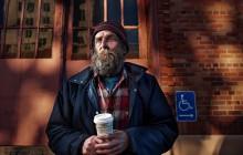 Des personnes sans-abri (re)mises en lumière dans un projet photographique