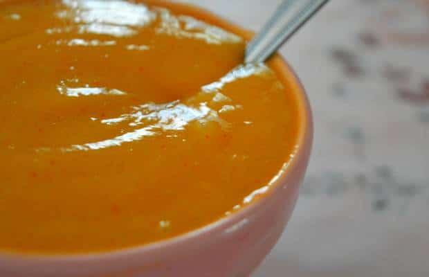 sauce mangue piment