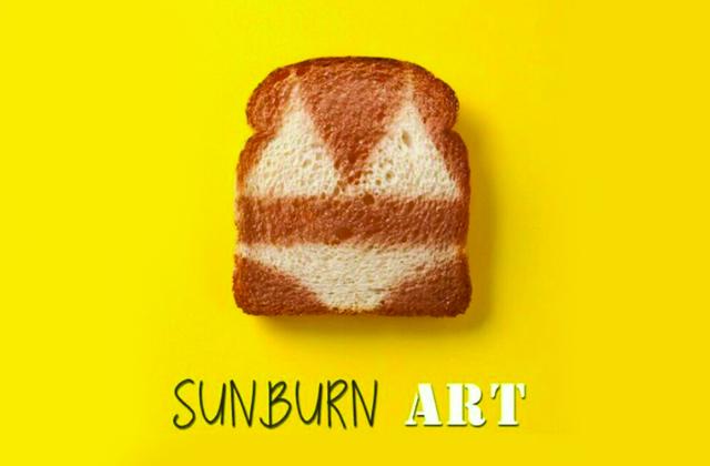 #SunburnArt, un hashtag « viral » et dangereux pour la santé