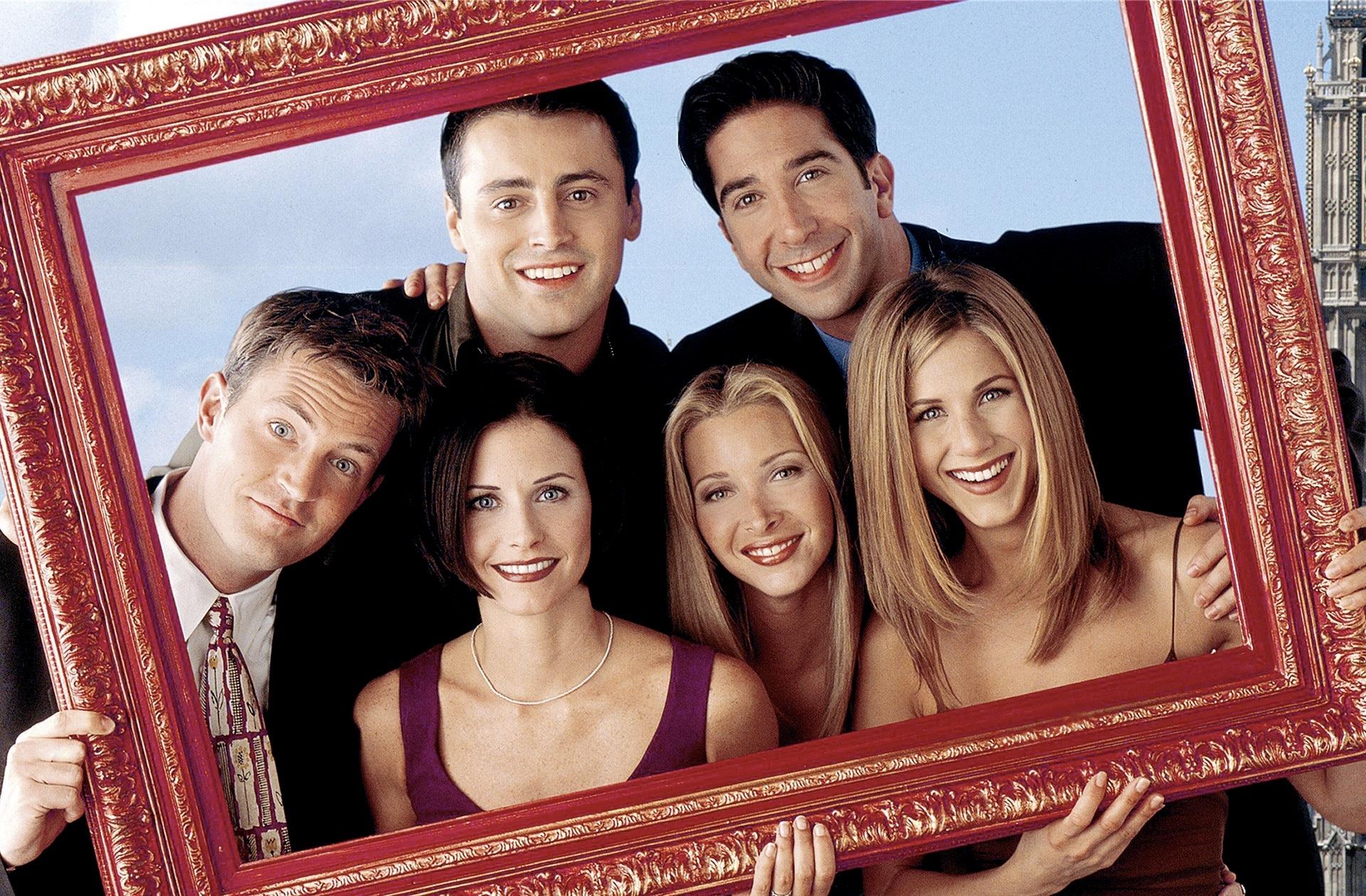 Quel personnage de « Friends» êtes-vous? Faites le test!