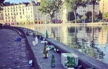 «Welcome to Canal Saint-Martin» dénonce les gens crados qui font des apéros