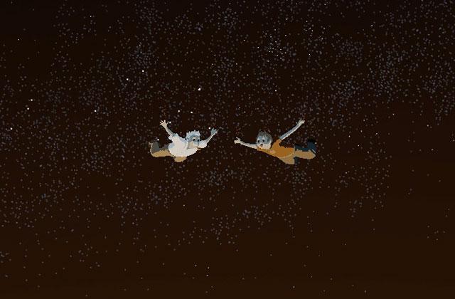 Quand Boulet explore le Cosmos… avec Brassens