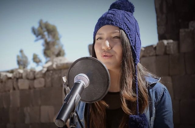 Une chanteuse péruvienne reprend «The Way You Make Me Feel» de Michael Jackson… en quechua !