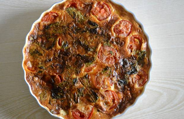 clafoutis tomate fromage 2